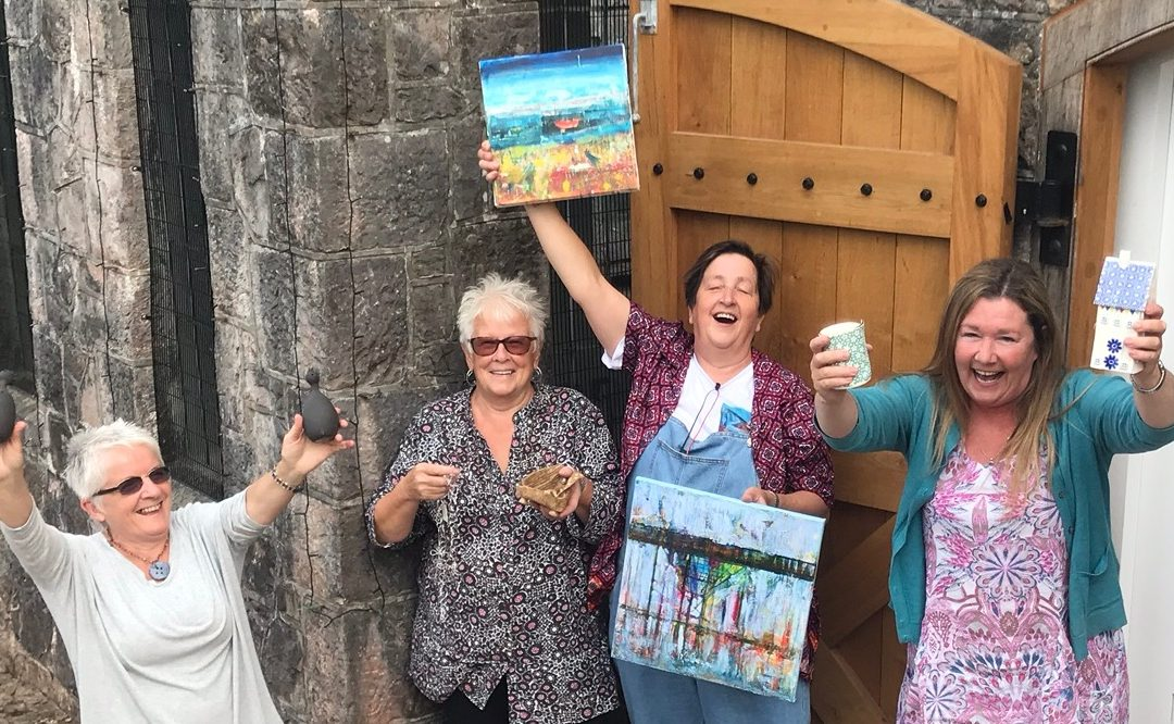 Devon Open Studios at the Castle